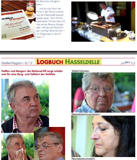 Logbuch EM 2012