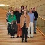 Unsere Gruppe mit Iris Preuß-Buchholz