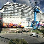 Ein tolles Erlebnis: Besuch der Meyer Werft