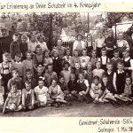 Klassenfoto Stöcken 1943 zur Verfügung gestellt von Magdalene Schäfer, geb. Ferres