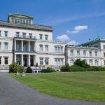 Villa Hügel, ehemaliger Familiensitz der Familie Krupp Aufnahmedatum 02.07.2008 ©Foto: Peter Wieler, Essen Marketing GmbH