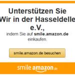 Unterstützer gesucht - Amazon Smile