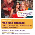 Tag des Dialogs - Wir sind Gastgeber!