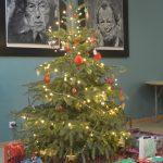 """Wir wünschen frohe Weihnachten und sagen """"Danke""""!"""