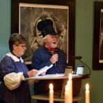 Mundartabend mit Candlelight Dinner in der Hasseldelle mal wieder ein voller Erfolg