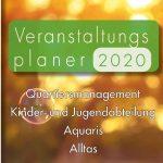 Veranstaltungsflyer 2020
