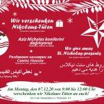 Verein verschenkt 55 Nikolaus-Tüten an Nachbarn