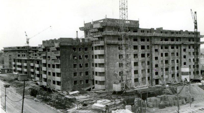 SBV-Häuserr um 1970